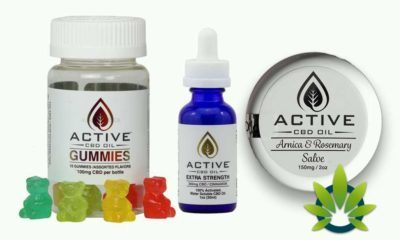 Active CBD Oil