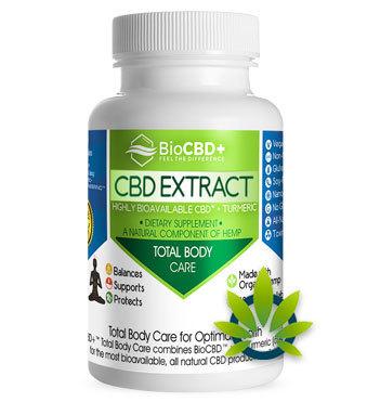 BioCBD+™ Total Body Care CBD Capsules