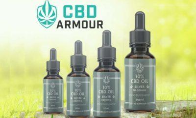 CBD Armour CBD Oil Silver