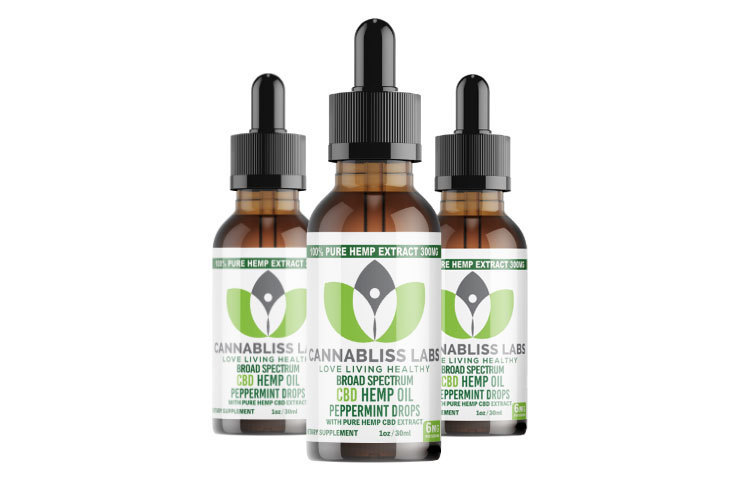 Cannabliss Labs CBD Products