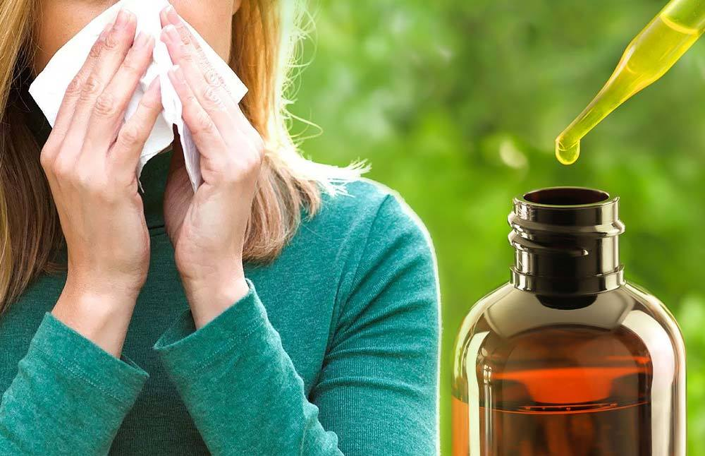 How CBD Oil Outshines These Top 10 Essential Oils For Treating Allergies