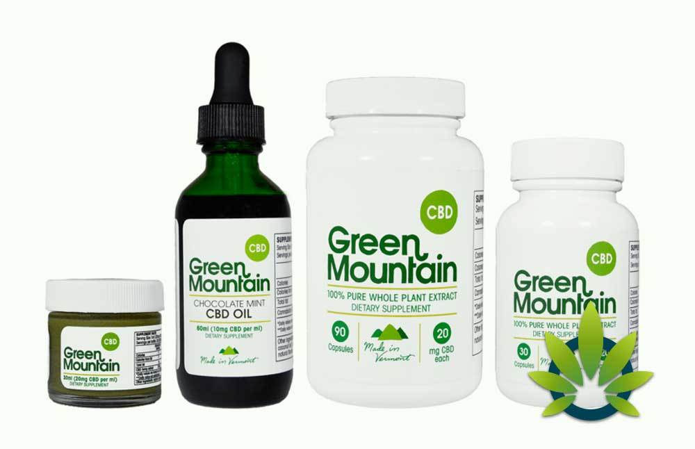 green mountain cbd