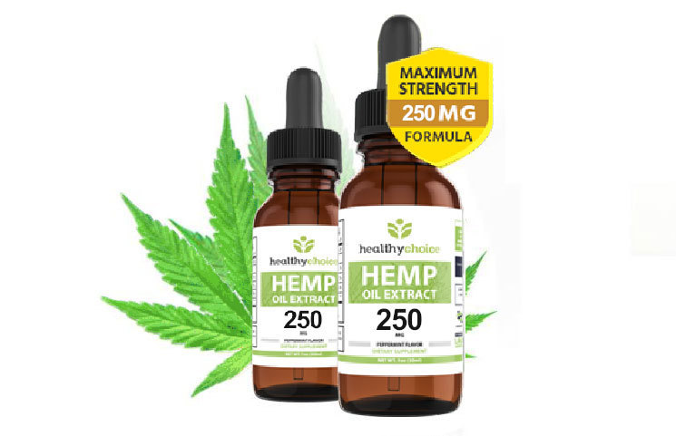 Healthy Choice CBD