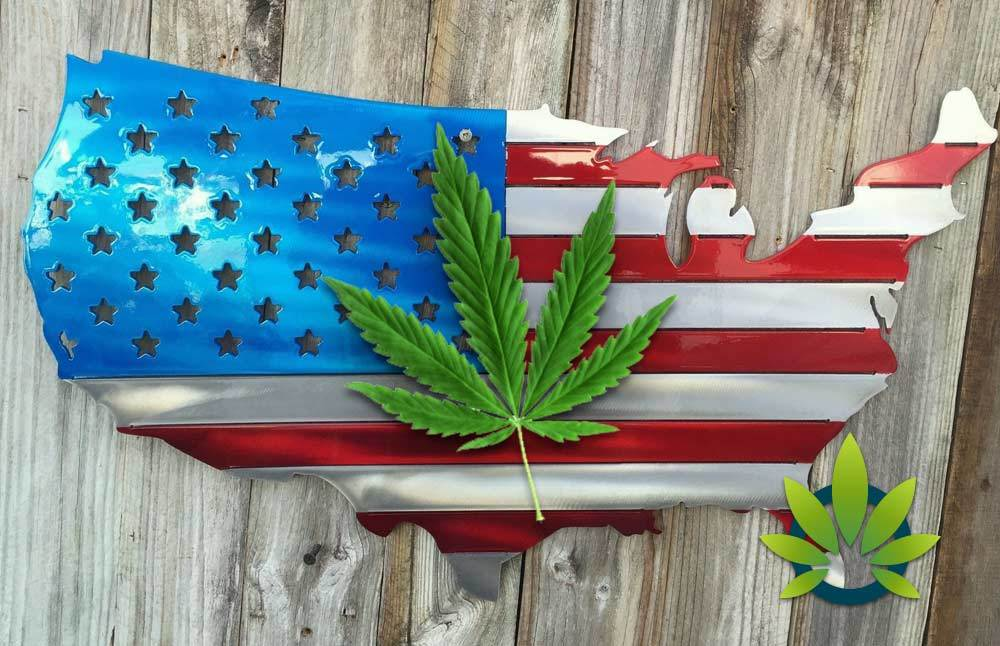 Let's Have A Look At The Top US States Poised To Legalize Marijuana In 2019
