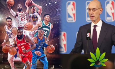 """New NBA Marijuana Policy Discussion by Adam Silver on The Full 48 Podcast Says to """"Follow the Science"""""""