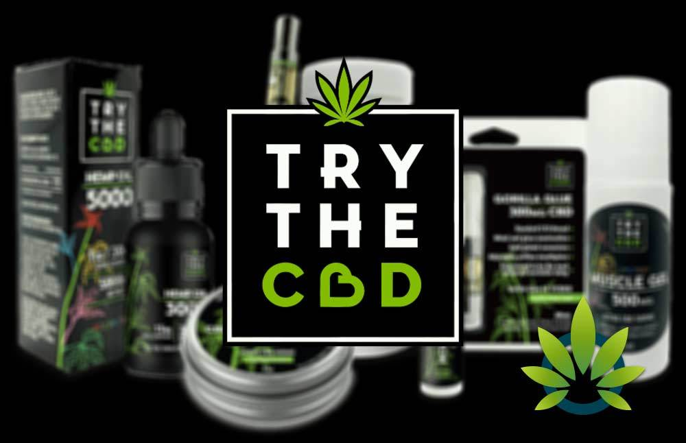 Try The CBD: Safe Quality Whole Plant Hemp Extract CBD Oil Products