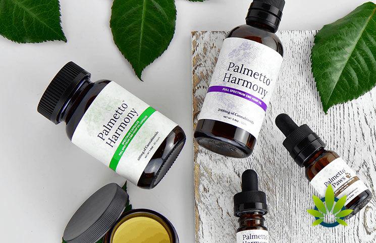 palmetto harmony products