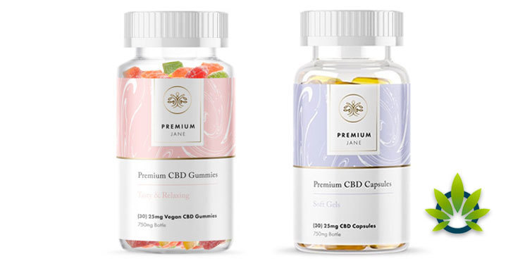 premium jane gummies and capsules