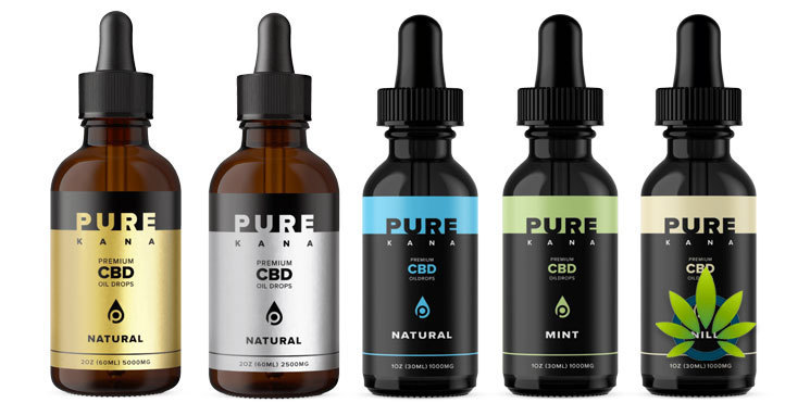 purecana cbd oils