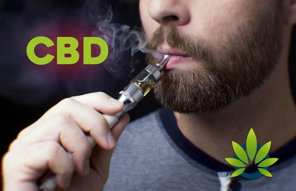 Smoking CBD Oil