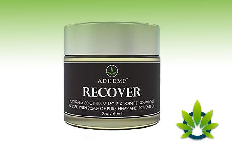 AdHemp Recover