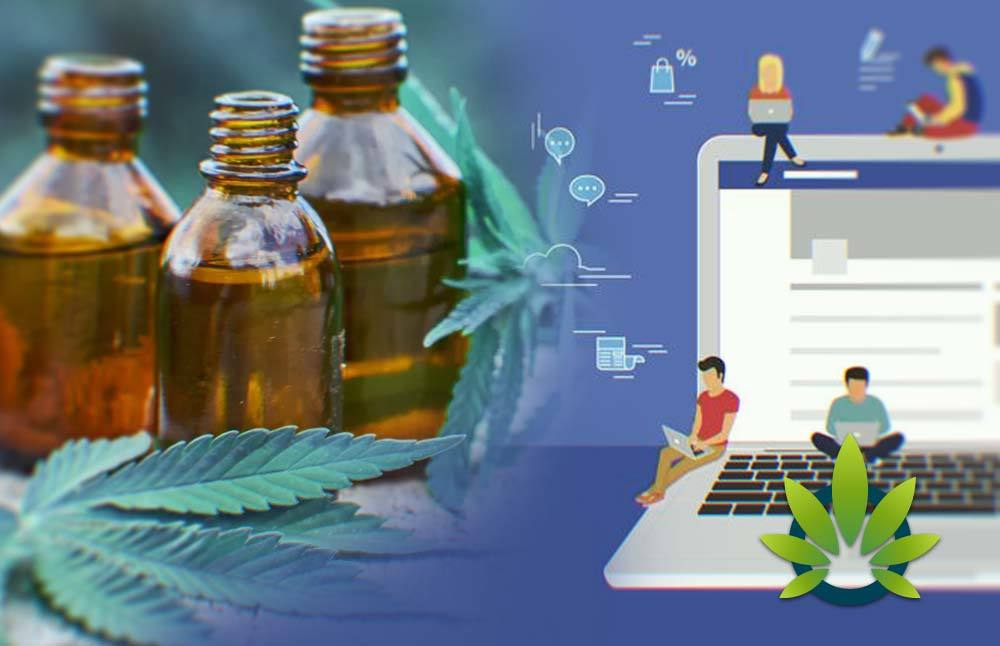 Facebook Backtracks in Wrongfully Flagging CBD Oil and Hemp Businesses, Plans to 'Restore' Pages