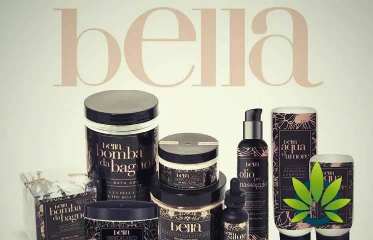 Bella CBD Skin Products