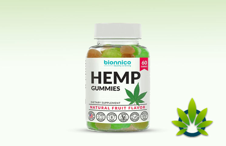 Bionnico Hemp Gummies: Pure Hemp Seed Oil Extract Gummy Bears?
