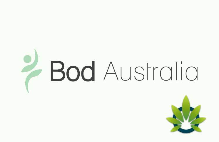 Bod Australia MediCabilis CBD Cannabis Extract: Pharmaceutical-Grade Cannabidiol Phytocomplex
