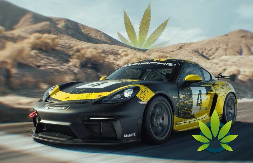 CBD Makes Its Way to Auto Industry, As Porsche Releases Hemp-Bodied Car