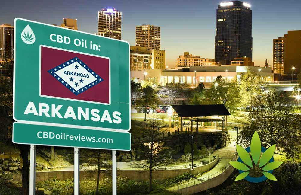CBD Oil Legality in Arkansas