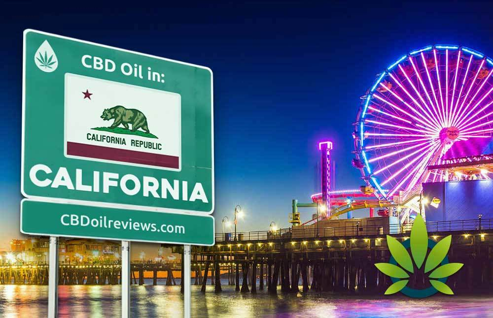 CBD Oil Legality in California