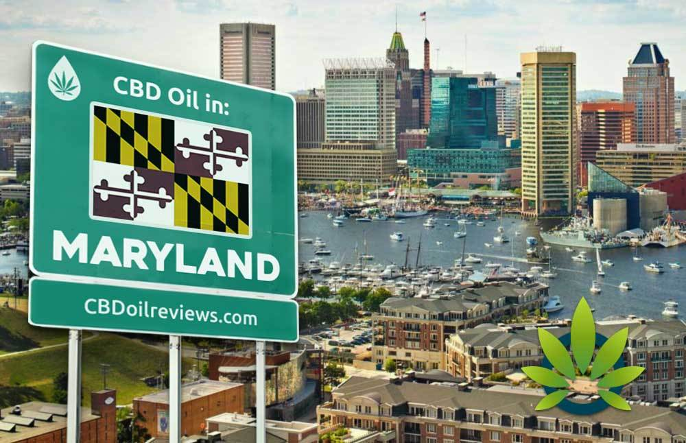 CBD Oil Legality in Maryland