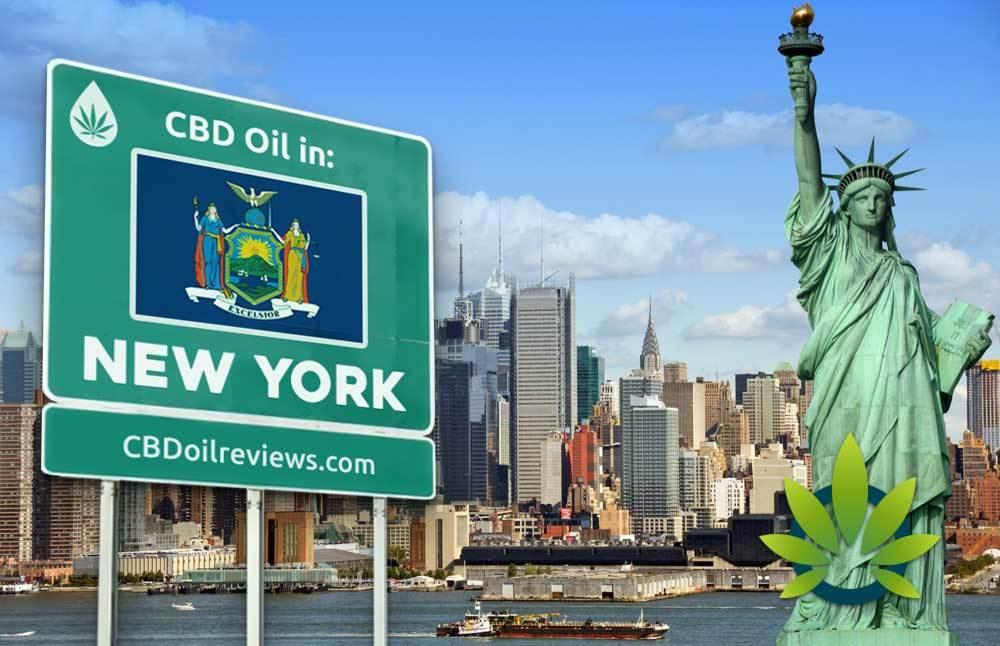 cbd oil in new york