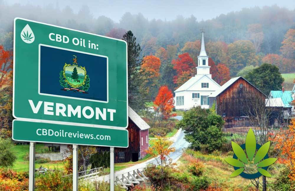 cbd oil in vermont