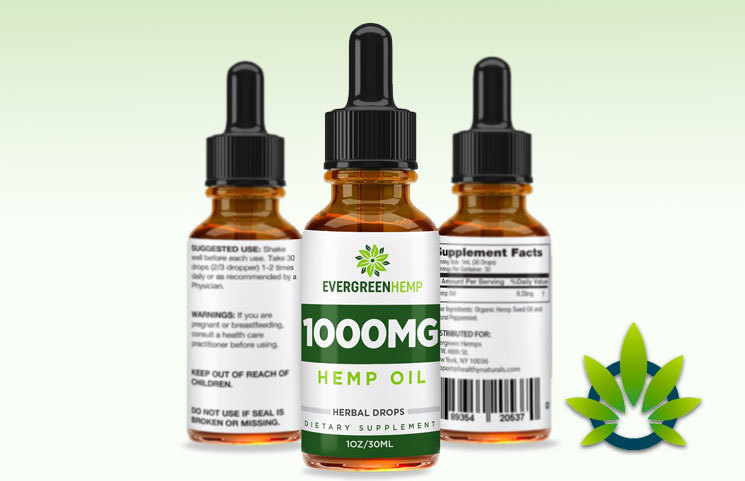evergreen hemp hemp oil