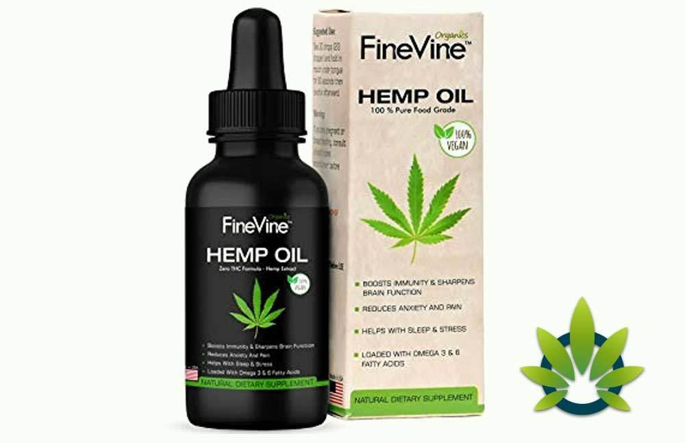 finevine hemp oil