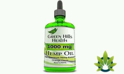 Green Hills Health Hemp Oil