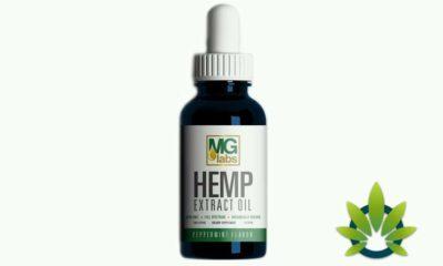 Minerallife MG Labs Hemp Extract Oil