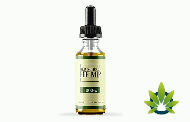 old school hemp oil