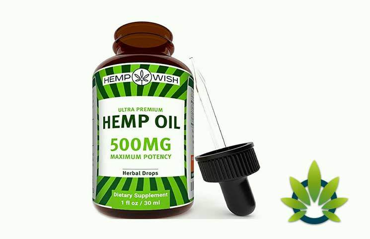 hemp wish hemp oil