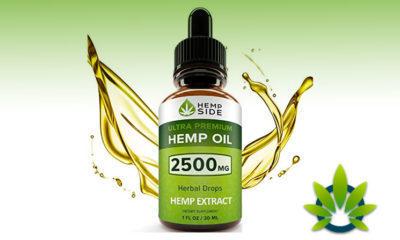 Hemp Side Hemp Oil