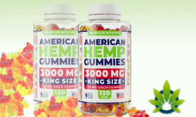 keylor nutrition american hemp gummies