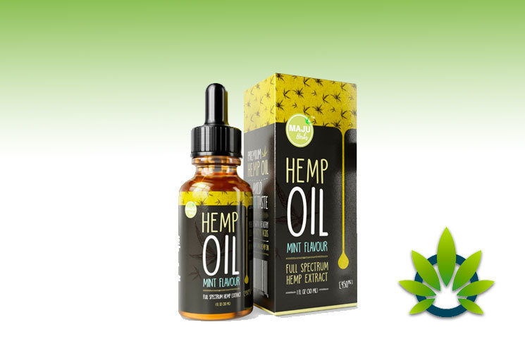 maju herbs hemo oil extract