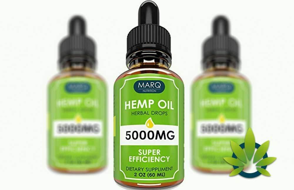 marq nutrition hemp oil drops