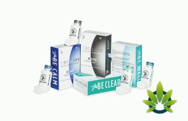 CBD Luxe Releases New Terpene-Enhanced Micell CBD Full Spectrum Hemp Oil Inhalers