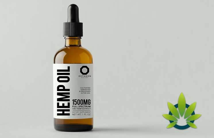 Octagon Biolabs: Best Full Spectrum CBD Hemp Oil Extract Products?