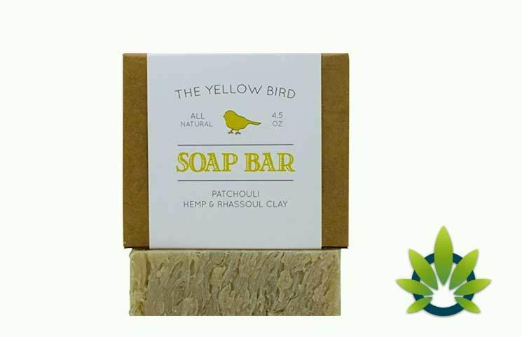 The Yellow Bird Soap
