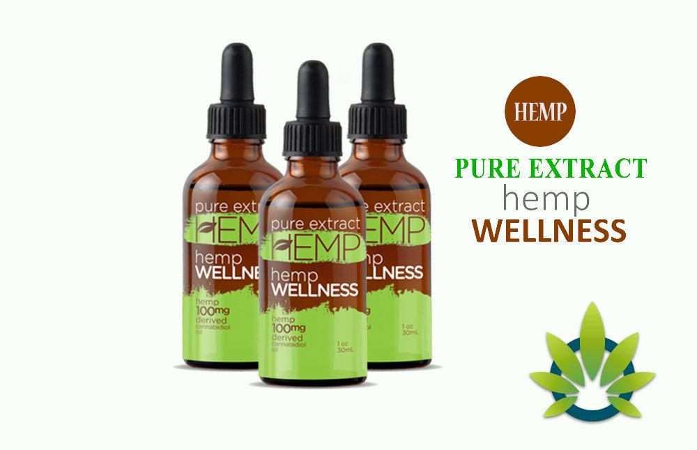 Pure Extract Hemp Wellness