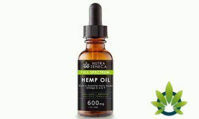 nutra zeneca pure full spectrum hemp oil