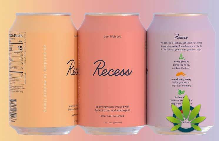 recess cbd drinks