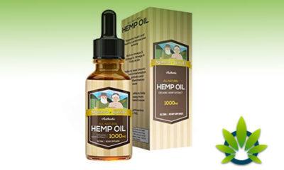 Sigmund & Djordis Hemp Oil Drops