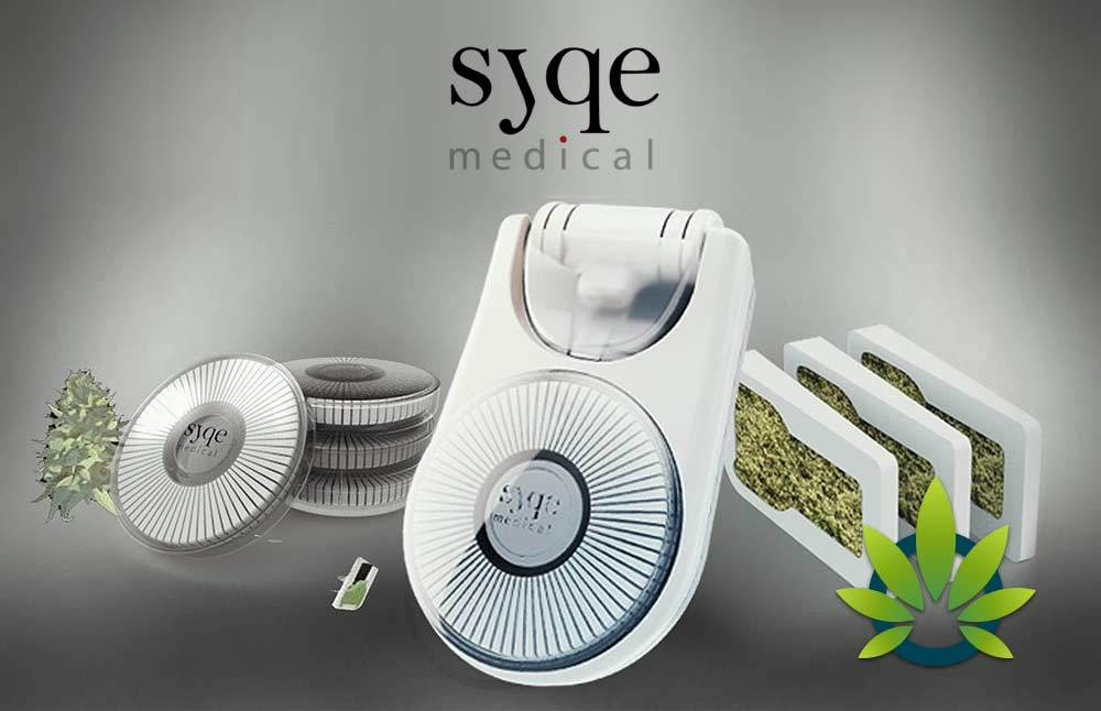 Israeli's Syqe Medical Secures $50 Million for New Smart Cannabis Inhaler