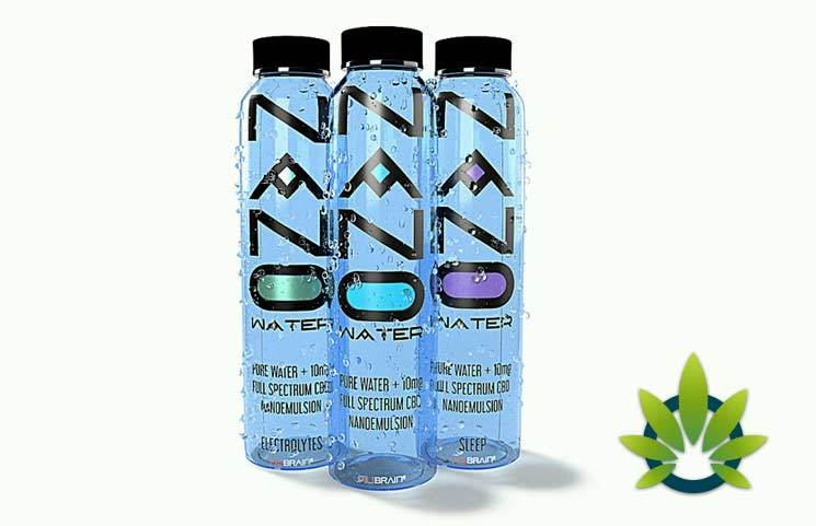 tesla nootropics and its nano cbd infused water