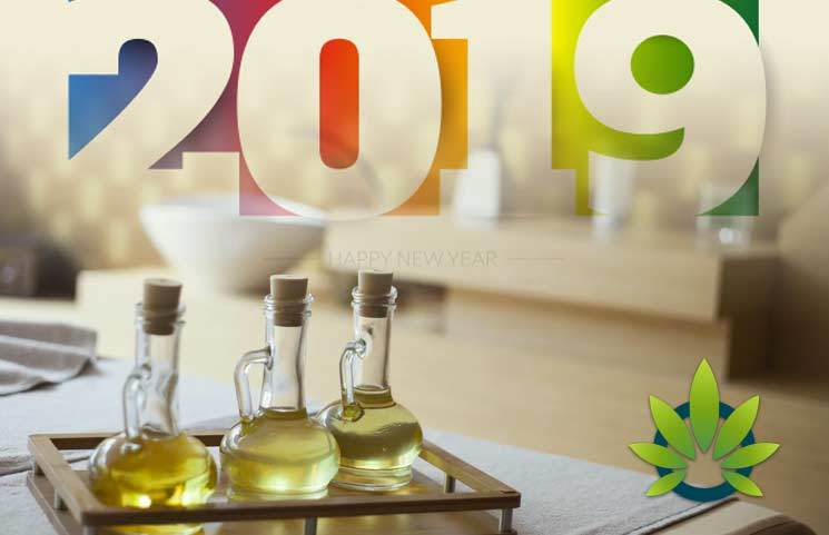 Top 3 Ways CBD (Cannabidiol) Can Benefit Your Healthy 2019 New Year's Resolutions
