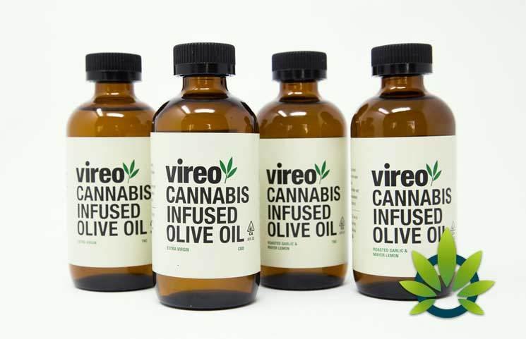 Vireo Cannabis-Infused Olive Oil