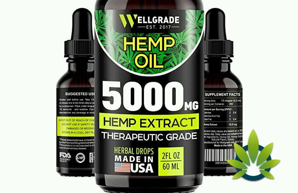 wellgrade hemp oil