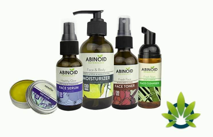 Abinoid Botanicals Full Spectrum Hemp Oil For Natural