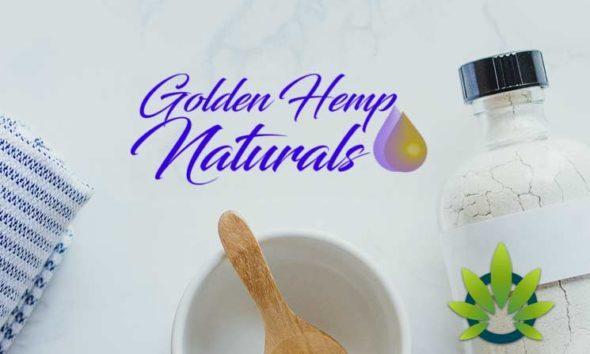 Golden Hemp Naturals
