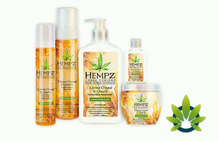 hempz skincare washes